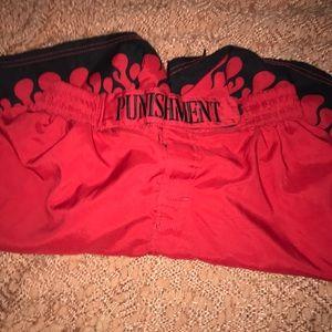 MMA Trunks Punishment athletics